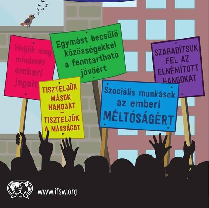 e07617dec6 Változást hozó valódi szakmai párbeszédet a szociális munkáért!